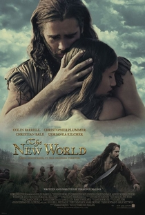 O Novo Mundo - Poster / Capa / Cartaz - Oficial 1