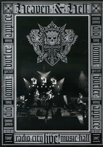 Heaven And Hell - Live From Radio City Music Hall - Poster / Capa / Cartaz - Oficial 1