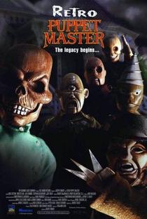 Retro Puppet Master - Poster / Capa / Cartaz - Oficial 1