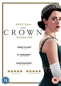 The Crown (2ª Temporada) - Poster / Capa / Cartaz - Oficial 3