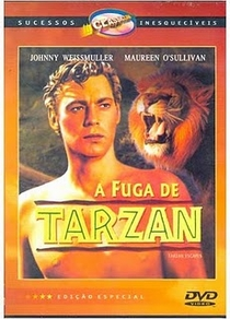 A Fuga de Tarzan - Poster / Capa / Cartaz - Oficial 2