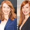 Confissões das estrelas: Jessica Chastain revela que já se passou por Bryce Dallas Howard  –  Película Criativa