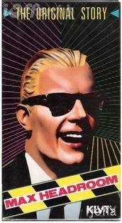 Max Headroom - 20 minutos no futuro - Poster / Capa / Cartaz - Oficial 1