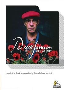 Derek Jarman: A Vida Como Arte - Poster / Capa / Cartaz - Oficial 1