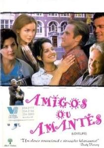 Amigos Ou Amantes - Poster / Capa / Cartaz - Oficial 3