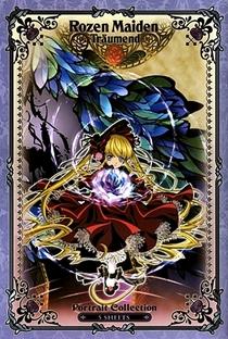 Rozen Maiden (2ª Temporada) - Poster / Capa / Cartaz - Oficial 14