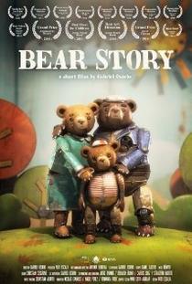 A História de um Urso - Poster / Capa / Cartaz - Oficial 1