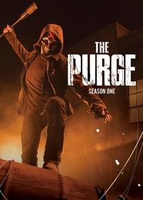 The Purge (1ª Temporada) - Poster / Capa / Cartaz - Oficial 1