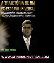 A Trajetória de um ex-escravo Universal - Poster / Capa / Cartaz - Oficial 1