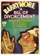 Vítimas do Divórcio (A Bill of Divorcement)