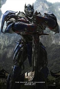 Transformers: A Era da Extinção - Poster / Capa / Cartaz - Oficial 10