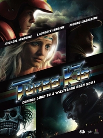 Turbo Kid - Poster / Capa / Cartaz - Oficial 2