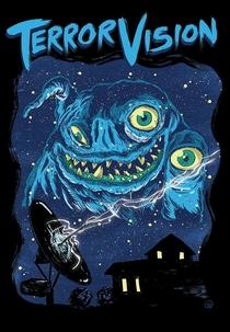 A Visão do Terror - Poster / Capa / Cartaz - Oficial 6
