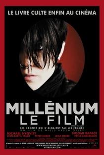 Millennium I - Os Homens que não Amavam as Mulheres - Poster / Capa / Cartaz - Oficial 6