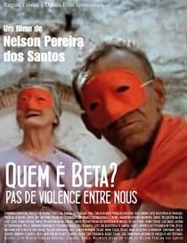 Quem é Beta? - Poster / Capa / Cartaz - Oficial 2