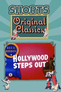 Hollywood Steps Out - Poster / Capa / Cartaz - Oficial 1