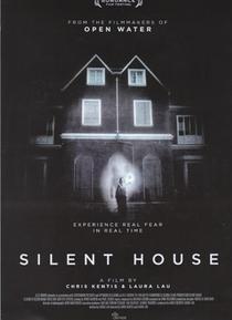A Casa Silenciosa - Poster / Capa / Cartaz - Oficial 3