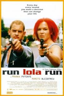 Corra, Lola, Corra - Poster / Capa / Cartaz - Oficial 6