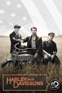 Harley & The Davidsons - Poster / Capa / Cartaz - Oficial 1
