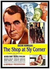 The Shop at Sly Corner - Poster / Capa / Cartaz - Oficial 1