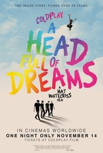 Coldplay - A Head Full of Dreams - Poster / Capa / Cartaz - Oficial 1