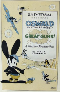 Great Guns - Poster / Capa / Cartaz - Oficial 1