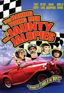 Os Intrépidos Homens e Seus Calhambeques Maravilhosos - Poster / Capa / Cartaz - Oficial 3