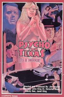 Psycho from Texas - Poster / Capa / Cartaz - Oficial 1