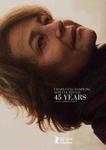 45 Anos - Poster / Capa / Cartaz - Oficial 1