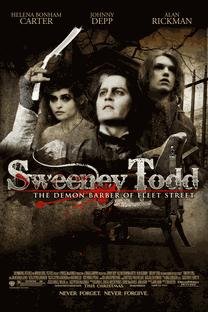 Sweeney Todd: O Barbeiro Demoníaco da Rua Fleet - Poster / Capa / Cartaz - Oficial 8