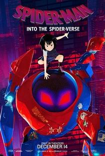 Homem-Aranha no Aranhaverso - Poster / Capa / Cartaz - Oficial 13
