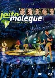 Jeito Moleque - Ao Vivo na Amazônia - Poster / Capa / Cartaz - Oficial 1