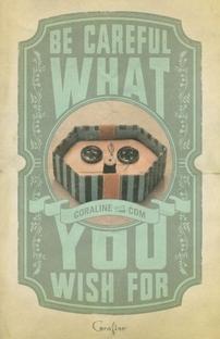 Coraline e o Mundo Secreto - Poster / Capa / Cartaz - Oficial 7