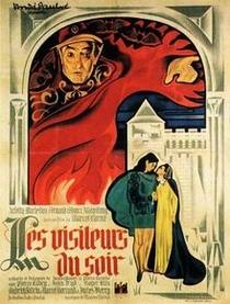 Os Visitantes da Noite - Poster / Capa / Cartaz - Oficial 2