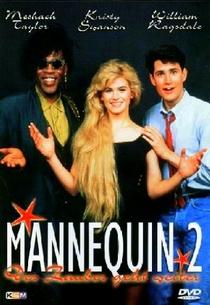 Manequim - A Magia do Amor - Poster / Capa / Cartaz - Oficial 2