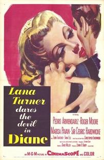 Diana da França - Poster / Capa / Cartaz - Oficial 1