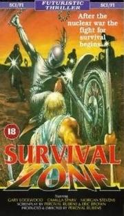Survival Zone - Poster / Capa / Cartaz - Oficial 1