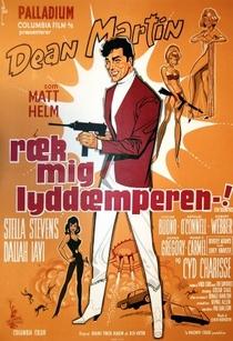 O Agente Secreto Matt Helm - Poster / Capa / Cartaz - Oficial 3