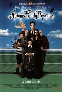 O Retorno da Família Addams - Poster / Capa / Cartaz - Oficial 1