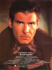 Blade Runner: O Caçador de Andróides - Poster / Capa / Cartaz - Oficial 9