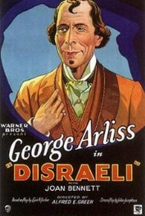 Disraeli - Poster / Capa / Cartaz - Oficial 1