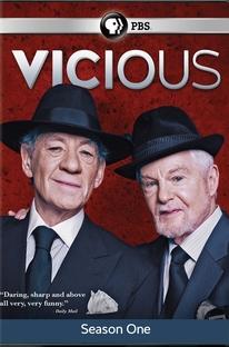 Vicious (1ª Temporada) - Poster / Capa / Cartaz - Oficial 1
