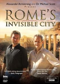 Rome's Invisible City - Poster / Capa / Cartaz - Oficial 1