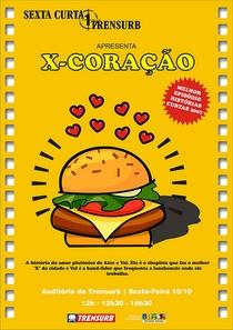 X-Coração - Poster / Capa / Cartaz - Oficial 1