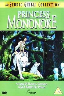 Princesa Mononoke - Poster / Capa / Cartaz - Oficial 53