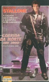 Corrida da Morte - Ano 2000 - Poster / Capa / Cartaz - Oficial 2