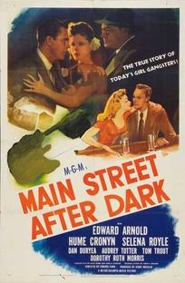 Main Street After Dark - Poster / Capa / Cartaz - Oficial 1