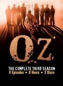Oz (3ª Temporada) - Poster / Capa / Cartaz - Oficial 1