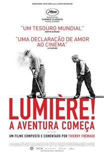Lumière! A Aventura Começa - Poster / Capa / Cartaz - Oficial 2