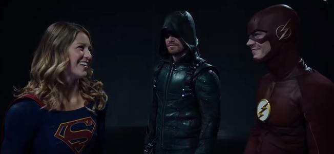 Supergirl, Arrow e Flash   Crossover entre as séries ganha teaser